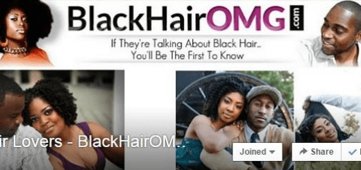 Join Our Natural Hair Forum On Facebook!