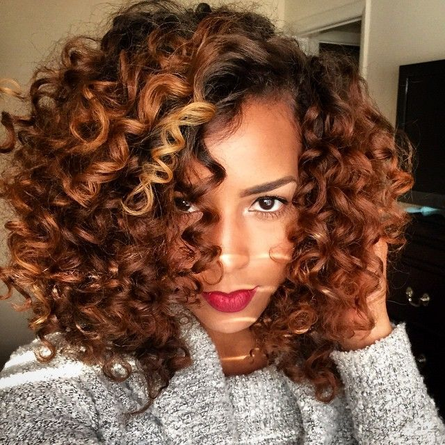 25 Colored Natural Hair Styles Dyed Natural Hair Photo Gallery