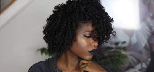 ☺ ???? The Perfect Perm Rod Set for Thick TYPE 4 Hair