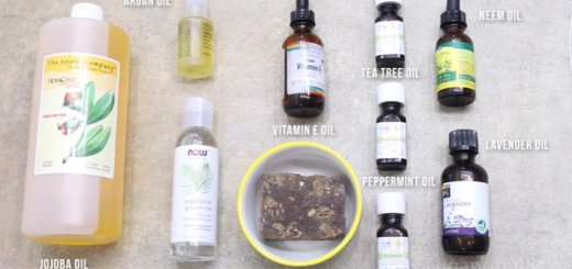 DIY African Black Soap Shampoo For Scalp Healing